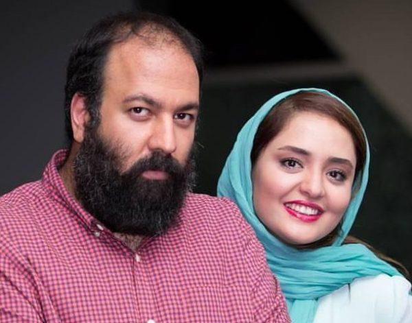تولد نرگس محمدی و تبریک مخصوص علی اوجی همسرش