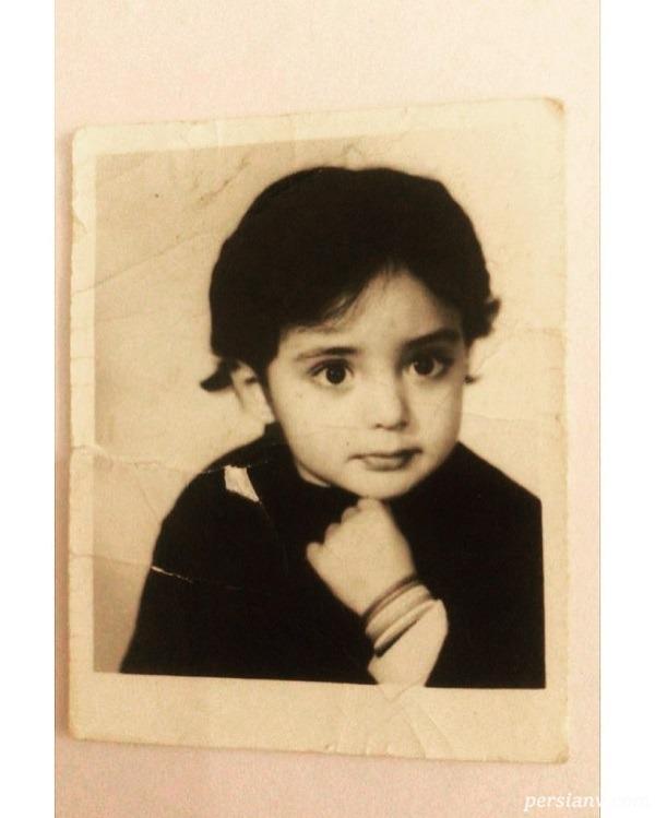 کودکی نرگس محمدی