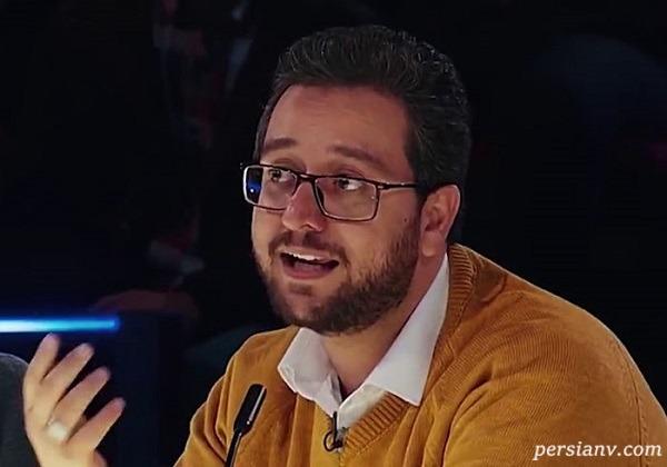 سوتی سید بشیر حسینی در برنامه عصر جدید