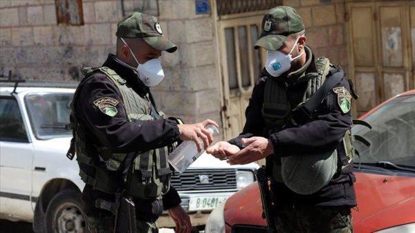 کرونا در فلسطین