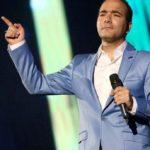 حسن ریوندی معروفترین استندآپ کمدین ایران کرونا گرفت