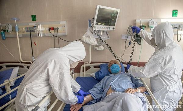 لو رفتن پشت پرده رقص پرستاران در اتاق قرنطینه!