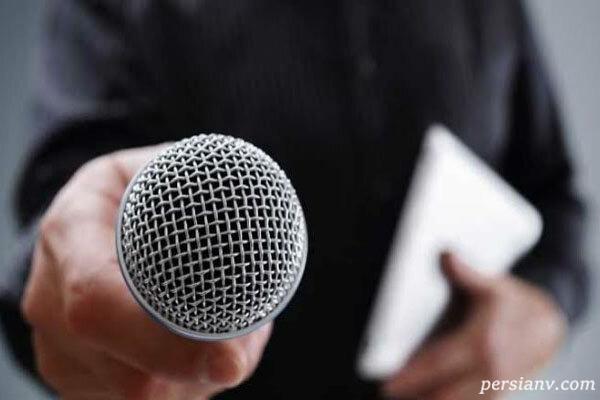 خنده دارترین سوتی خبرنگار جوان حین گزارش زنده!
