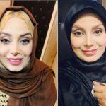 شعر خوانی صبا راد با ظاهر جدید بعد از خداحافظی از تلویزیون
