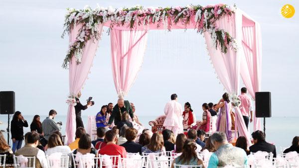 عروسی میلیون دلاری