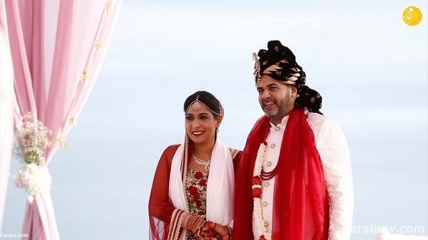 عروسی میلیون دلاری زوج هندی در آنتالیا!