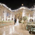 عروسی پنهانی در وضعیت کرونایی در تالارهای خارج تهران