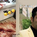 فیلم قتل موبایل فروش اسلامشهری و فرو کردن چاقو در گردن او
