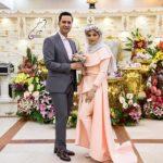 محیا اسناوندی مجری جشن عروسی اش را به تعویق انداخت + تصاویر مراسم عقد