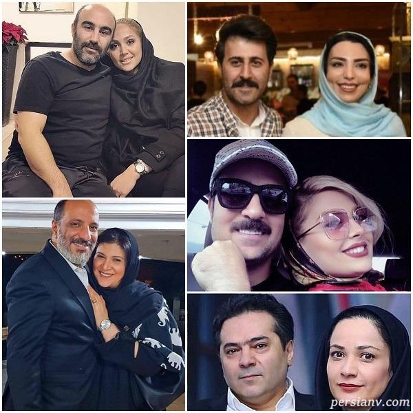 همسران بازیگران سریال پایتخت