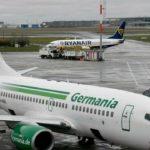 انتقال بیماران کرونایی با هواپیمای فوق پیشرفته آلمانی