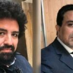 چالش حسینی بای خبرنگار با کرونا برای اصلاح موی سرش