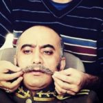 آخرین عکس عارف لرستانی و همسرش الهام ناصری