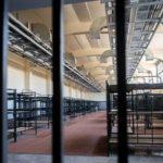 ویدیویی از بزرگترین زندان زنان در تهران در روزهای کرونایی