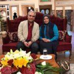 تبریک تولد مهران مدیری توسط گوهر خیراندیش با انتشار پستی در اینستاگرام