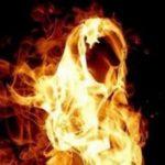 آتش زدن همسر , اعترافات وحشتناک زنی که شوهرش را آتش زد