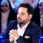 رقص کردی احسان علیخانی روی آنتن زنده شبکه سه