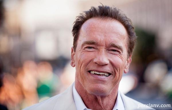 ویدیوی بی نظیر از آرنولد و اسب و الاغش در قرنطینه کرونایی!