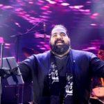 پشت صحنه کنسرت رضا صادقی در تهران