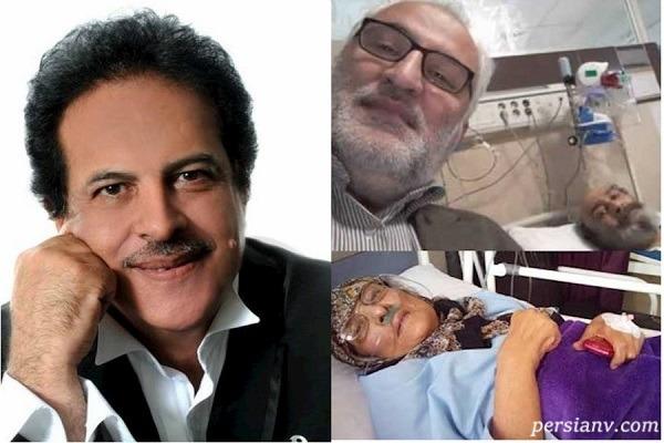 مرتضی خواننده لس آنجلسی به خاطر کرونا عزادار شد