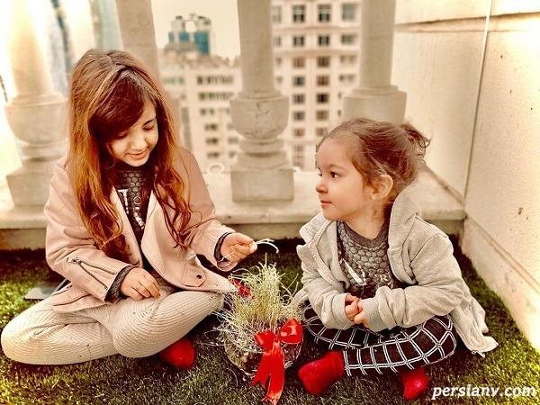 دختر های رضا صادقی