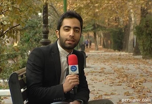 اشتباه مجری اخبار مجله خبری و واکنش او به اشتباه خبرسازش در آنتن زنده!