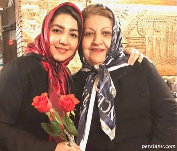بارداری سارا صوفیانی