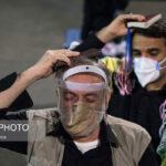 تصاویر متفاوت از مراسم احیای شب قدر با ماسک و دستکش