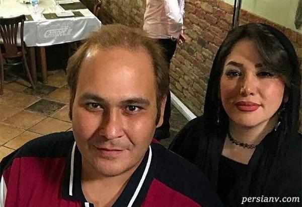 همسر رضا داوودنژاد