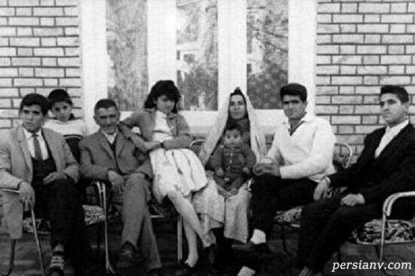 خانواده محمدرضا شجریان