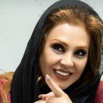 تولد ۷۰سالگی مادر نسرین مقانلو در خانه لاکچری خانم بازیگر