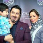 جشن تولد ۵ سالگی پسر احسان خواجه امیری خواننده پاپ