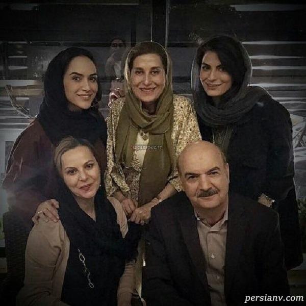 جشن تولد ایرج طهماسب