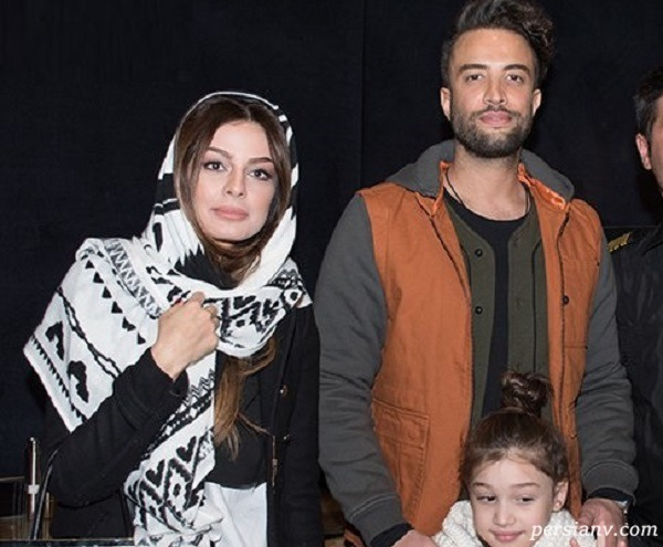 جشن تولد شایلی همسر بنیامین بهادری در یک لایو همزمان