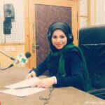 جشن تولد محیا اسناوندی مجری تلویزیون