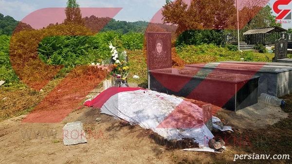 جنازه رومینا اشرفی