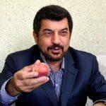 حرکات عجیب احمدزاده و شهریاری دو مجری معروف در خیابان