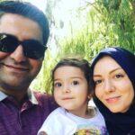 خانه آزاده نامداری و همسرش سجاد عبادی شیک و لاکچری