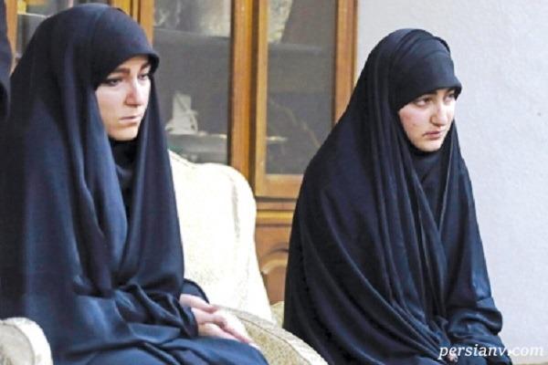 حضور دختر بزرگ سردار سلیمانی برای اولین بار در تلویزیون