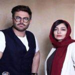 جدیدترین سلفی ساره بیات و محمدرضا گلزار بازیگران معروف ایرانی