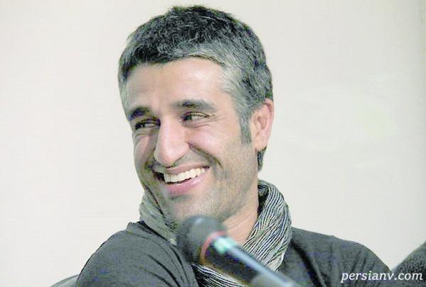 عجیب ترین سوتی پژمان جمشیدی , فریبرز در سریال زیرخاکی
