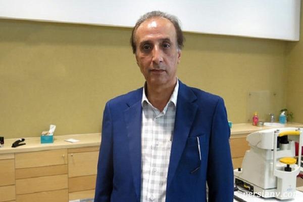 محمدرضا حیاتی گوینده خبر از بیکاری دو پسرش گفت