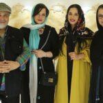 علت جدایی آزیتا جاجیان و محمد رضا شریفی نیا از زبان دخترشان