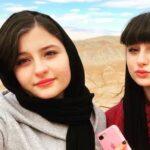 دوقلو های پایتخت سارا و نیکا فرقانی در کنار آرایشگرشون