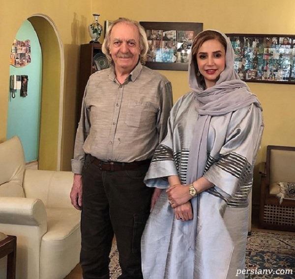 فیلم جشن تولد شبنم قلی خانی
