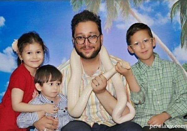 قرآن خوانی سید بشیر حسینی داور عصر جدید با فرزندانش