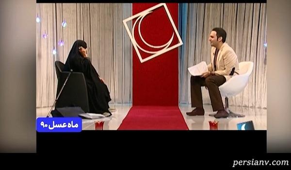 برنامه ماه عسل احسان علیخانی