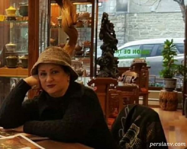 مریم امیر جلالی بازیگر سینما