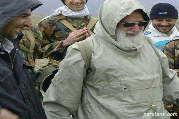ماجرای کاپشن خارجی که رهبر انقلاب در کوهنوردی میپوشیدند