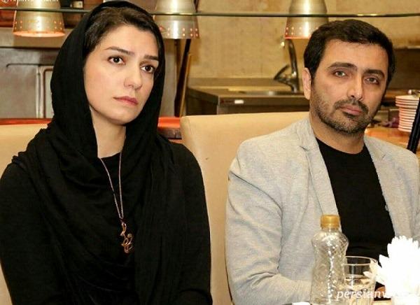 طلاق الیکا عبدالرزاقی و همسرش